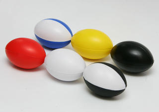 Stress Rugby Balls